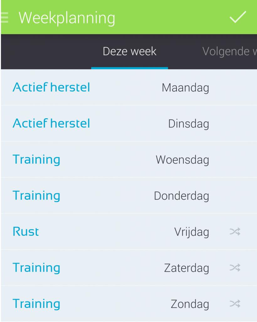 Chantal Planning Training (2)