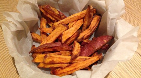 superfood friet