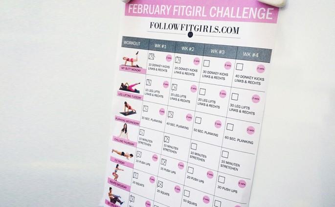 fitgirl challenge