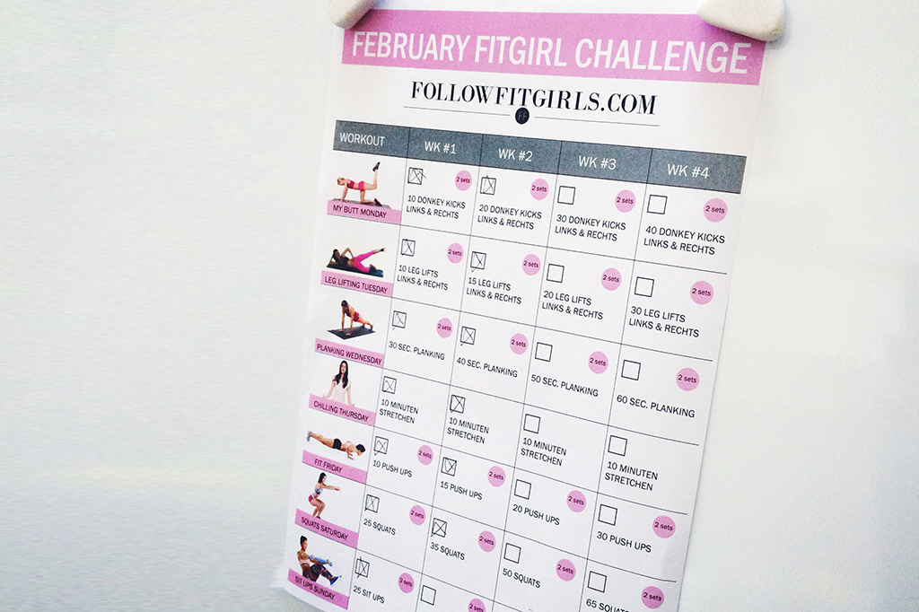fitgirl challenge