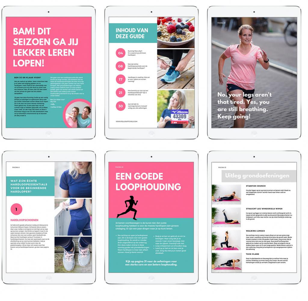 doelen realiseren met running guide