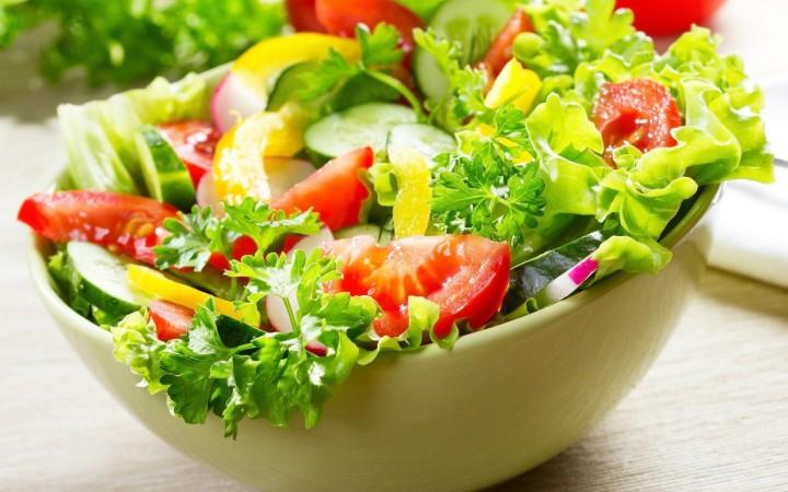 lekkere saladerecepten