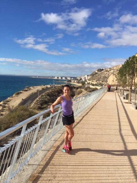 Alicante running