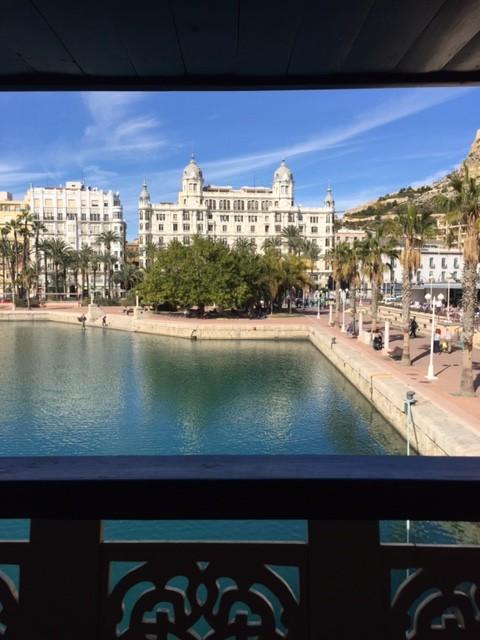 Alicante haven