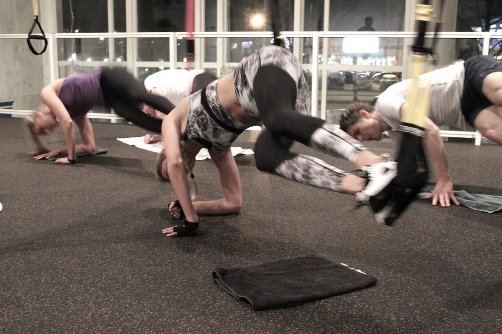 Workout TRX