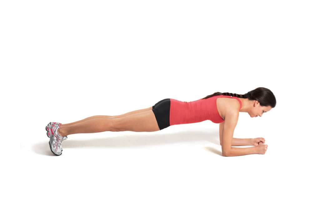 oefeningen voor billen en benen