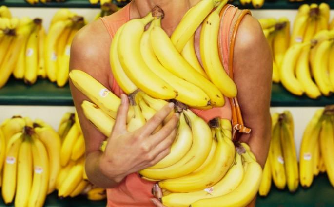 Kan je elke dag een banaan eten