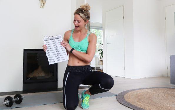bikini challenge workout
