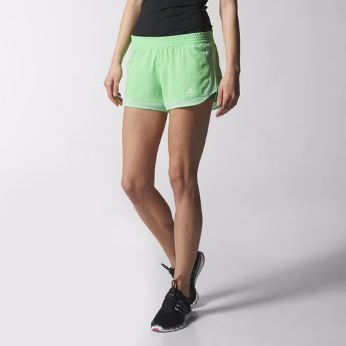 adidas short groen