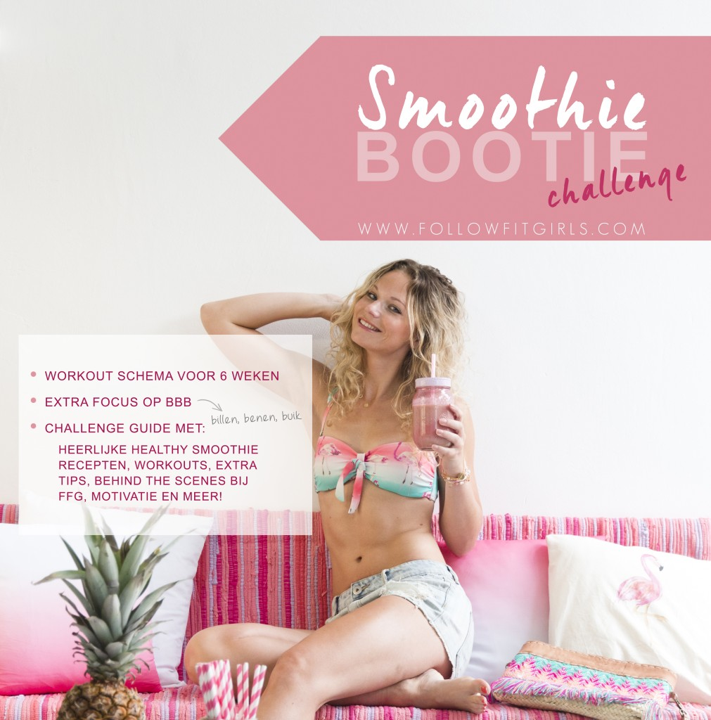 smoothie bootie challenge