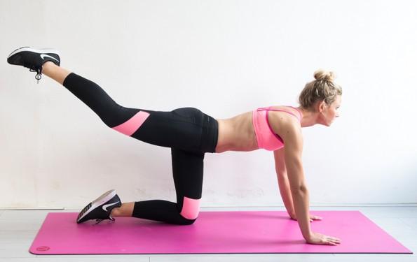 billen benen workout