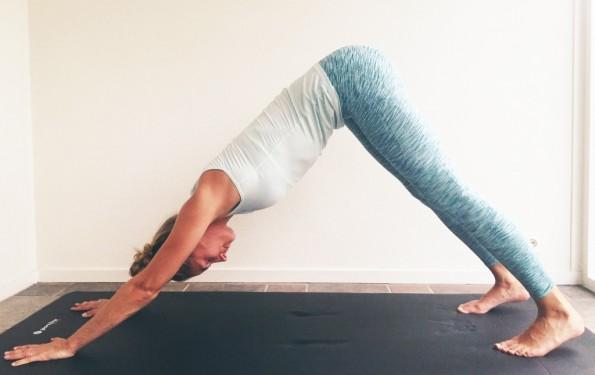 anti stress yoga poses