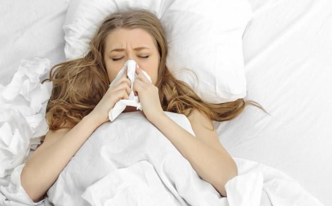 trainen ziek
