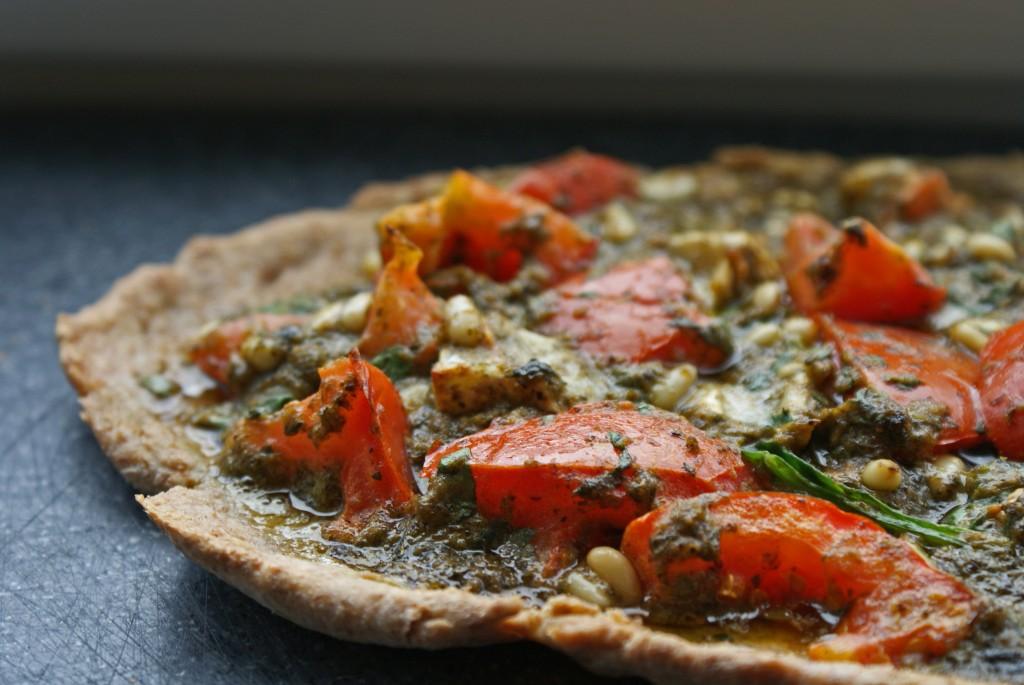 spelt pizza 2