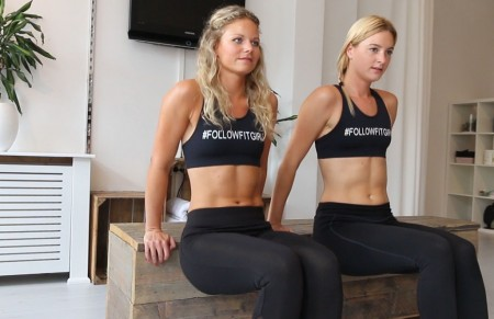 Video: 7 Minutes Full Body Workout
