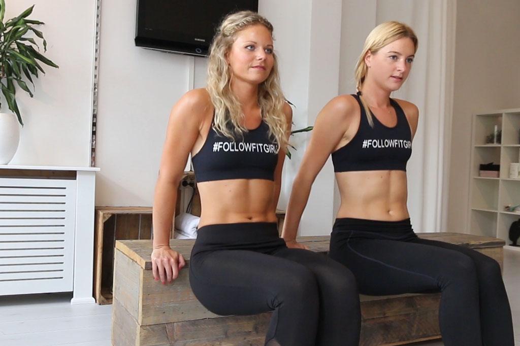 7 minutes workout followfitgirls