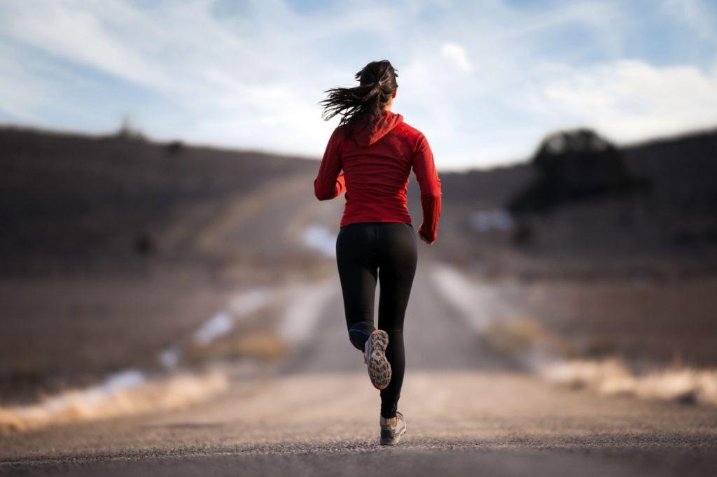buik afvallen met hardlopen