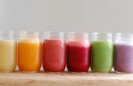 5 X De lekkerste smoothies