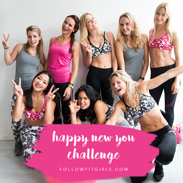 happy new you challenge