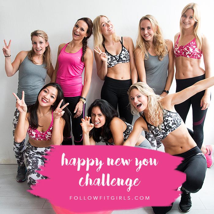 happy new you challenge