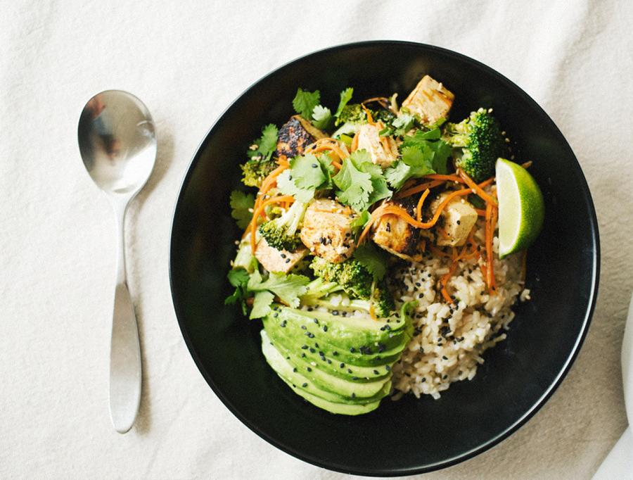 healthy eten