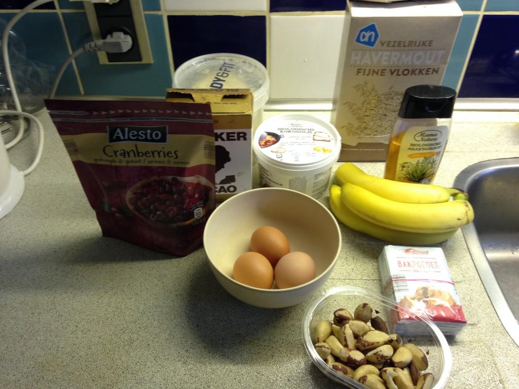 bananenbrood met cranberry2