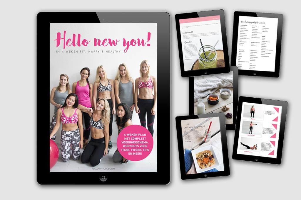 e-book hello new you