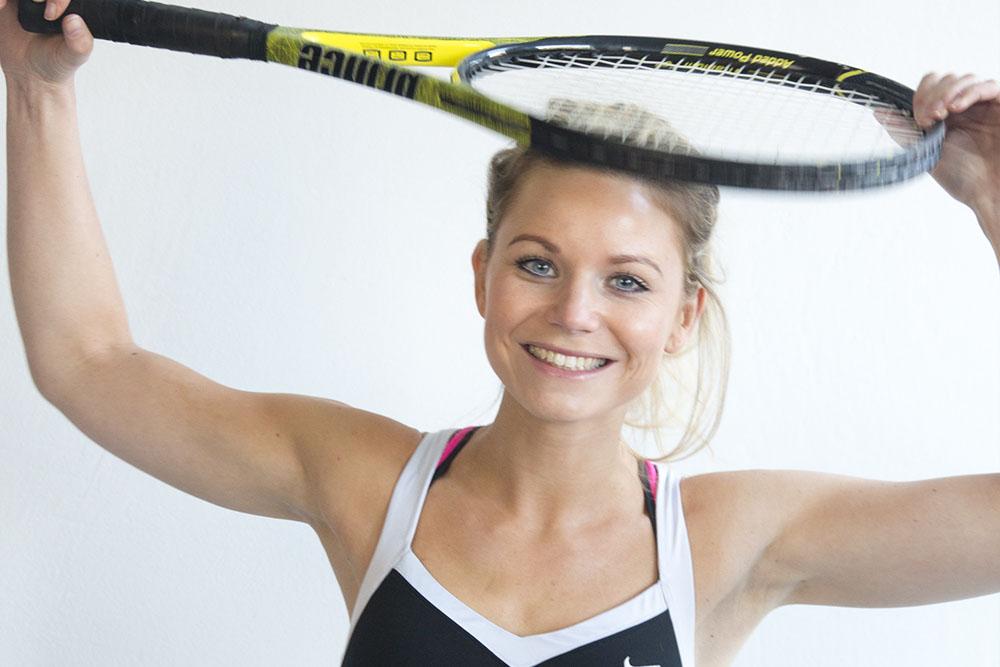 hoeveel calorieen verbrand je met tennis