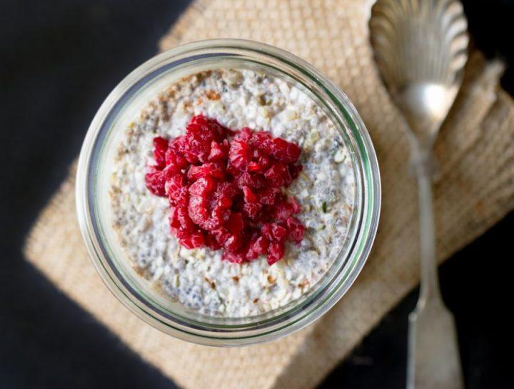eiwitrijk ontbijt
