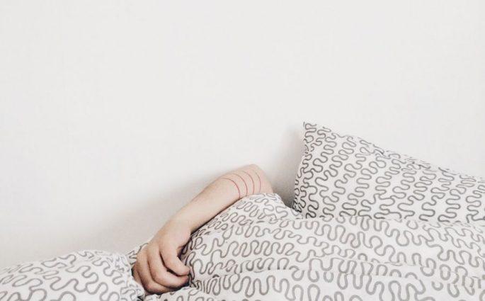 weinig slaap