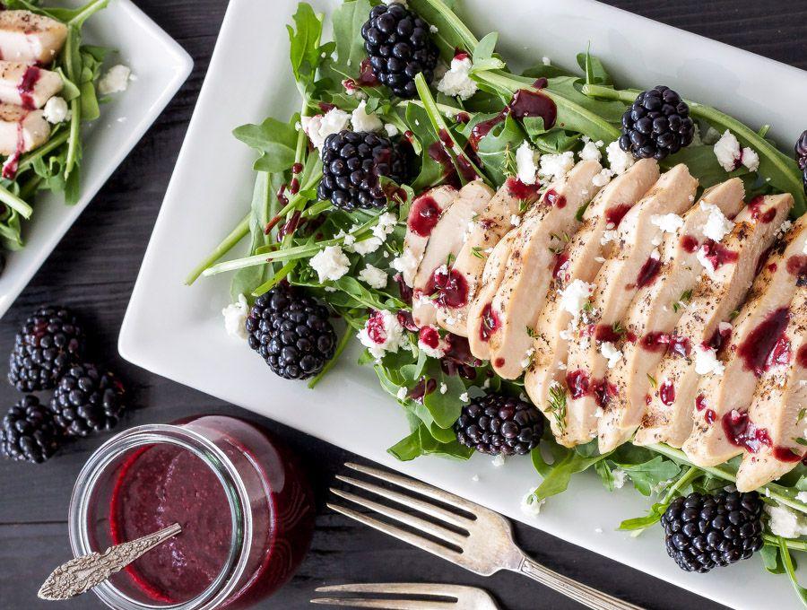 salades die goed vullen