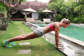 Video: Bali buikspieren workout