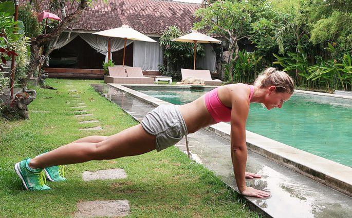 buikspieren workout