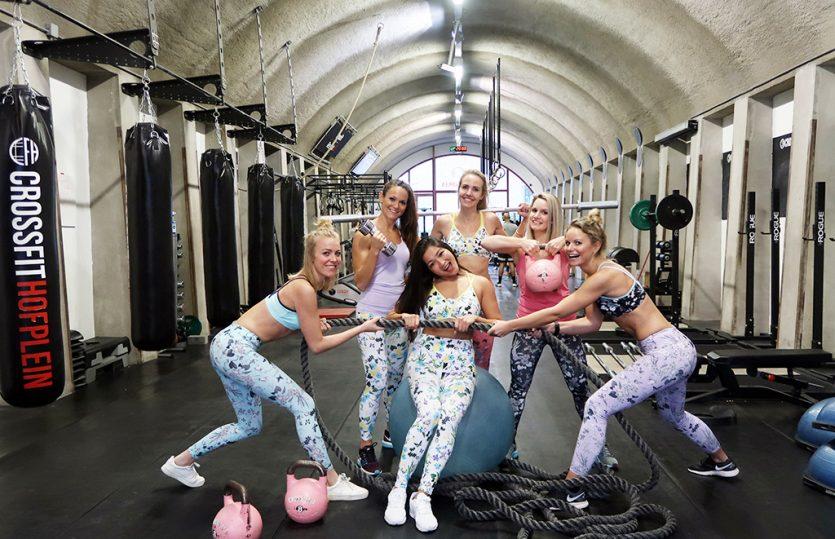 Review: Crossfit training met Followfitgirls!