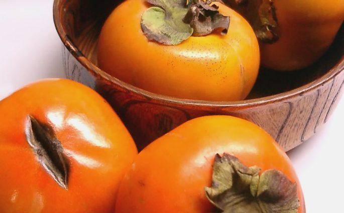 kaki vrucht
