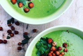 3X Overheerlijke veganistische soep