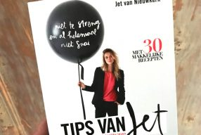 3 X Tips van Jet van Nieuwkerk