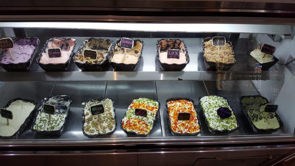 Gezond eten in New York