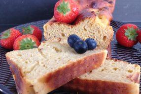 Bananenbrood met kwark: smeuïg & healthy baksel