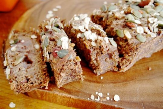 Rabarber recepten vegan brood