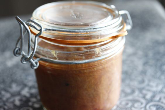 Rabarber recepten compote zonder suiker