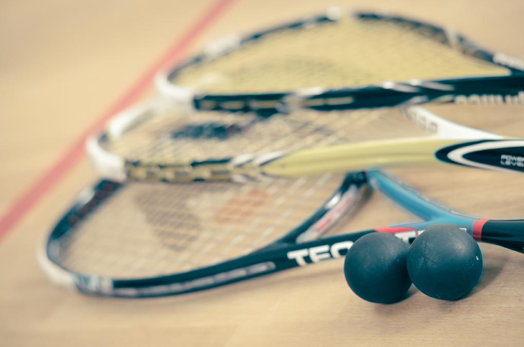 sporten en gezond eten squash