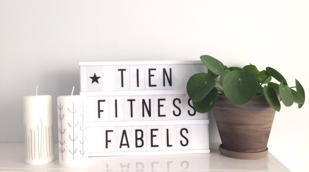 Fabels over fitness