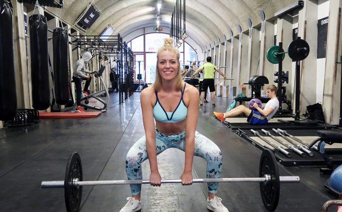 trainingsschema billen benen