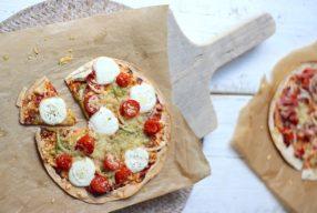 Recept: snelle en gezonde pizza