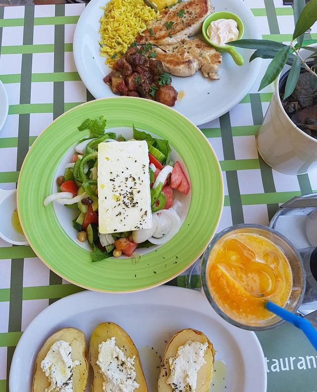 Healthy Grieks
