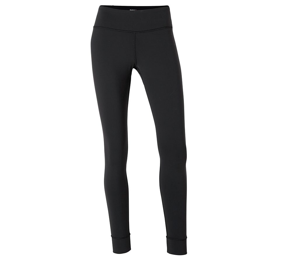 reebok tight fitness zwart