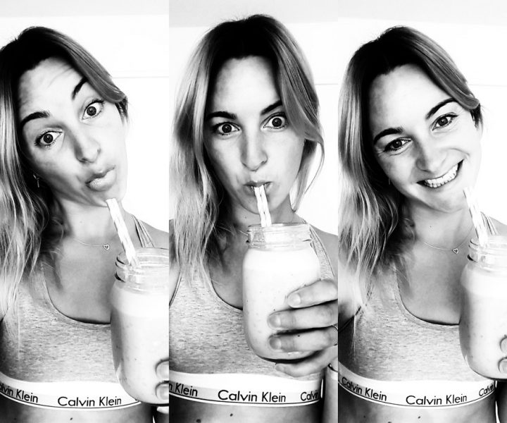 smoothie face roos