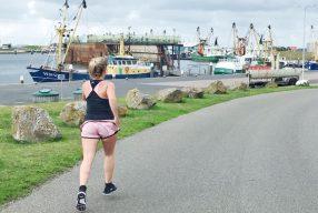 Sportrusten: een halve marathon lopen met maximaal 10 km trainen
