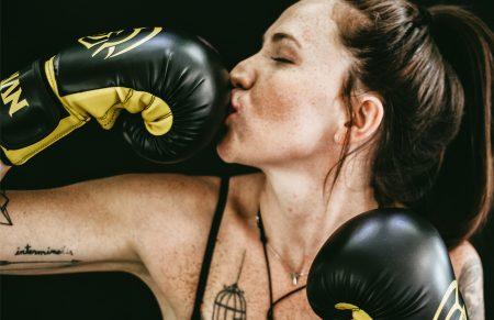 Vechtsport alleen voor mannen? No way!